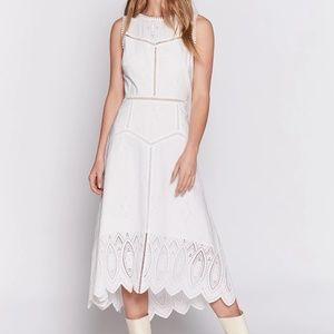 NEW Joie Halone Midi Dress size 2